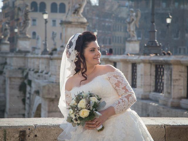 Il matrimonio di Giuliano e Francesca a Roma, Roma 37