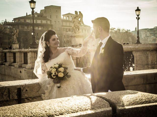 Il matrimonio di Giuliano e Francesca a Roma, Roma 38
