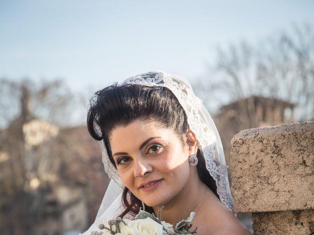 Il matrimonio di Giuliano e Francesca a Roma, Roma 39