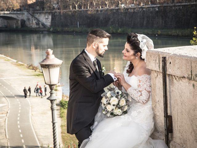 Il matrimonio di Giuliano e Francesca a Roma, Roma 42