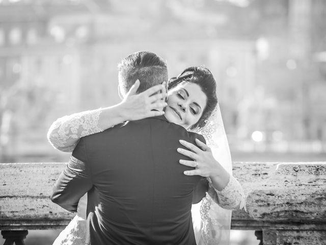 Il matrimonio di Giuliano e Francesca a Roma, Roma 2