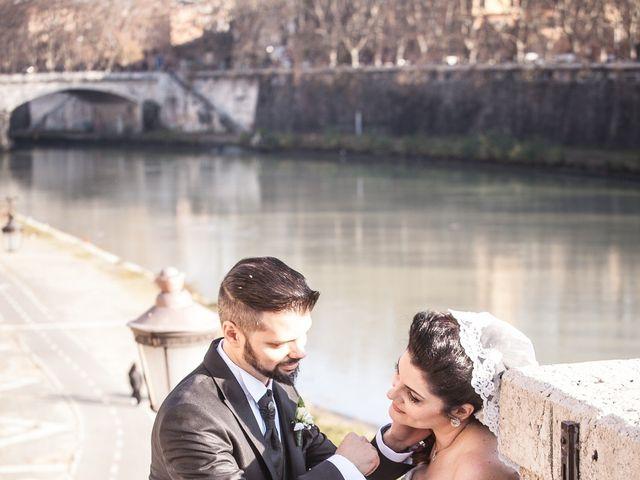 Il matrimonio di Giuliano e Francesca a Roma, Roma 43