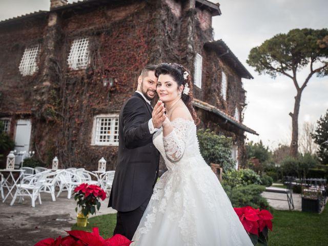 Il matrimonio di Giuliano e Francesca a Roma, Roma 48
