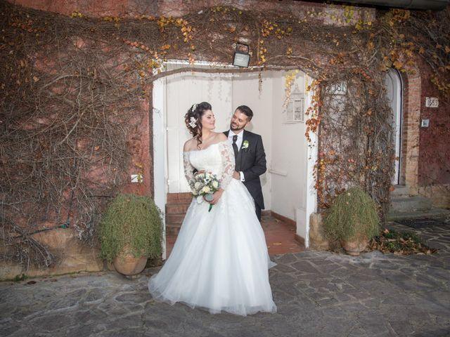 Il matrimonio di Giuliano e Francesca a Roma, Roma 53