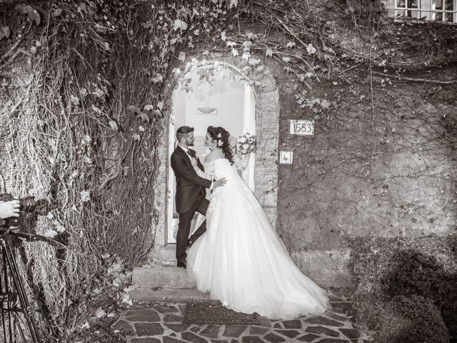 Il matrimonio di Giuliano e Francesca a Roma, Roma 57