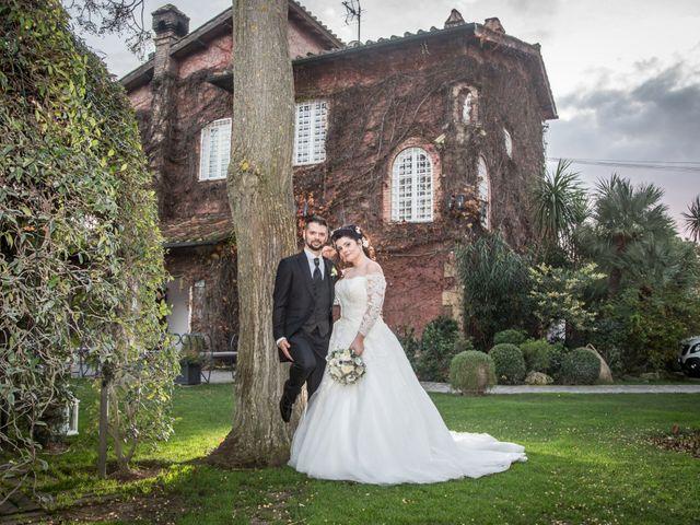 Il matrimonio di Giuliano e Francesca a Roma, Roma 60