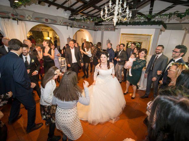 Il matrimonio di Giuliano e Francesca a Roma, Roma 67
