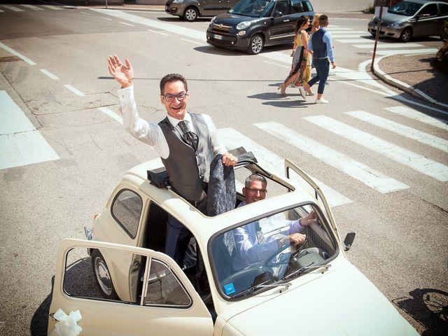 Il matrimonio di Alessandro e Irene a Piovene Rocchette, Vicenza 9