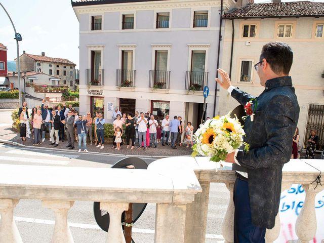 Il matrimonio di Alessandro e Irene a Piovene Rocchette, Vicenza 11
