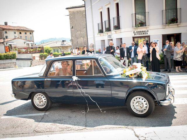 Il matrimonio di Alessandro e Irene a Piovene Rocchette, Vicenza 12