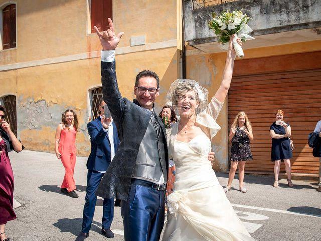 Il matrimonio di Alessandro e Irene a Piovene Rocchette, Vicenza 13