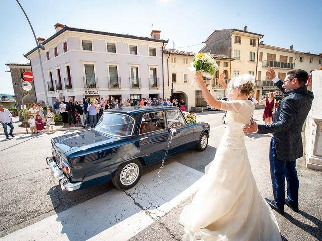 Il matrimonio di Alessandro e Irene a Piovene Rocchette, Vicenza 14