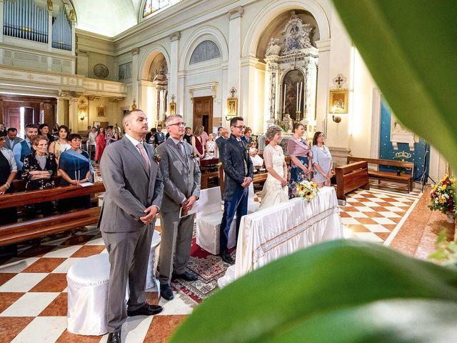 Il matrimonio di Alessandro e Irene a Piovene Rocchette, Vicenza 16