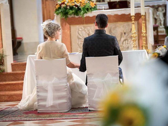 Il matrimonio di Alessandro e Irene a Piovene Rocchette, Vicenza 17