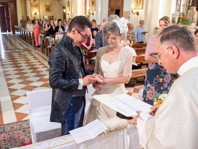 Il matrimonio di Alessandro e Irene a Piovene Rocchette, Vicenza 18