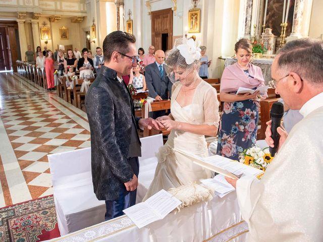 Il matrimonio di Alessandro e Irene a Piovene Rocchette, Vicenza 19