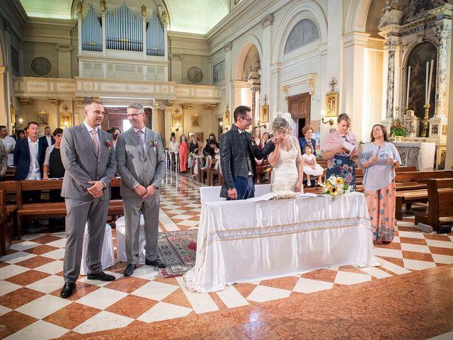 Il matrimonio di Alessandro e Irene a Piovene Rocchette, Vicenza 20