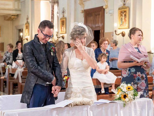 Il matrimonio di Alessandro e Irene a Piovene Rocchette, Vicenza 21