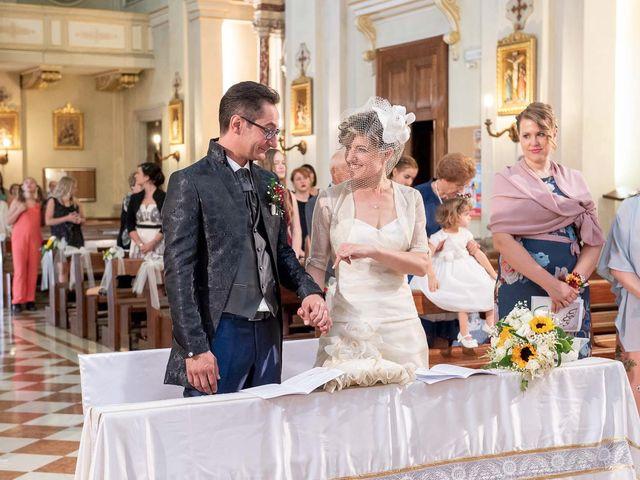 Il matrimonio di Alessandro e Irene a Piovene Rocchette, Vicenza 22