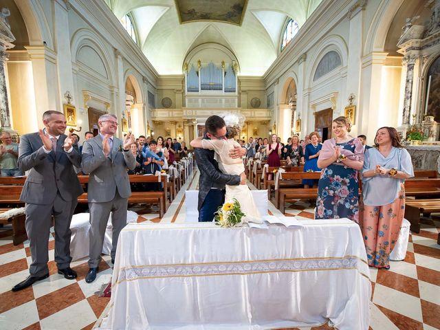 Il matrimonio di Alessandro e Irene a Piovene Rocchette, Vicenza 23