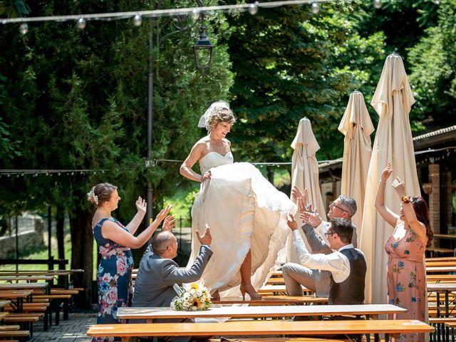 Il matrimonio di Alessandro e Irene a Piovene Rocchette, Vicenza 28
