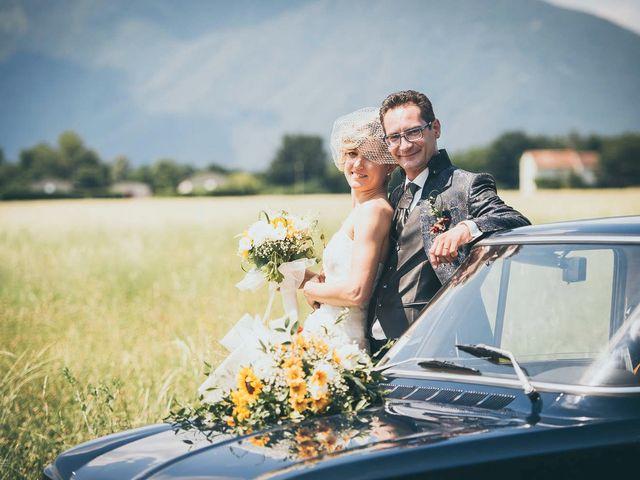 Il matrimonio di Alessandro e Irene a Piovene Rocchette, Vicenza 37
