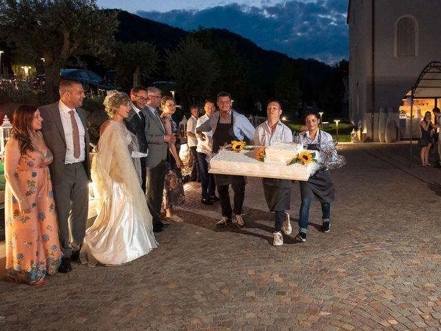 Il matrimonio di Alessandro e Irene a Piovene Rocchette, Vicenza 55