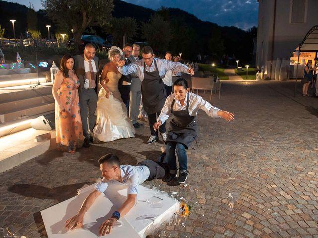 Il matrimonio di Alessandro e Irene a Piovene Rocchette, Vicenza 56