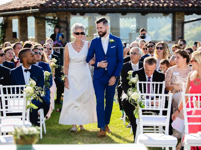 Il matrimonio di Pascal e Claudia a Cuneo, Cuneo 30