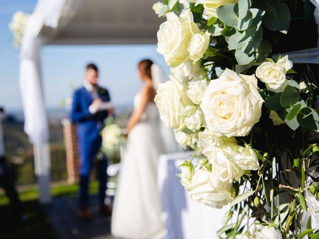 Il matrimonio di Pascal e Claudia a Cuneo, Cuneo 36