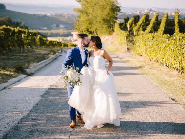 Le nozze di Claudia e Pascal