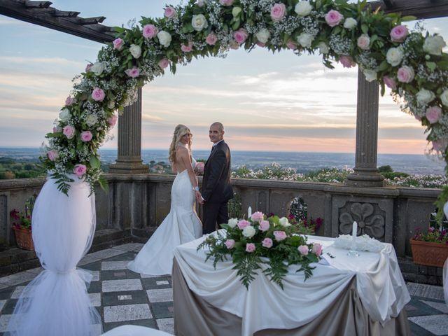 Le nozze di Marylin e Enrico