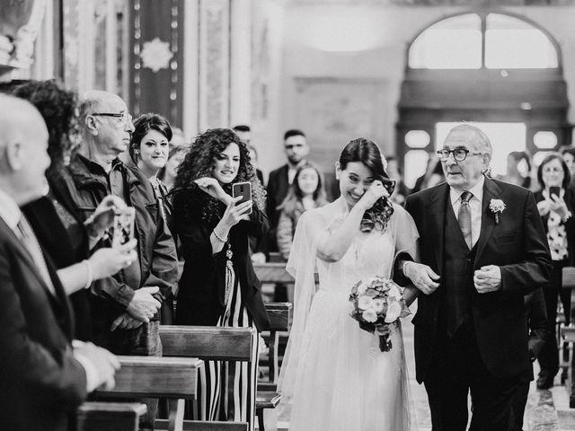 Il matrimonio di Mauro e Leyla a Milazzo, Messina 1
