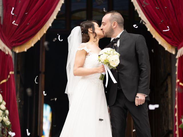 Il matrimonio di Andrea e Veronica a Verano Brianza, Monza e Brianza 19