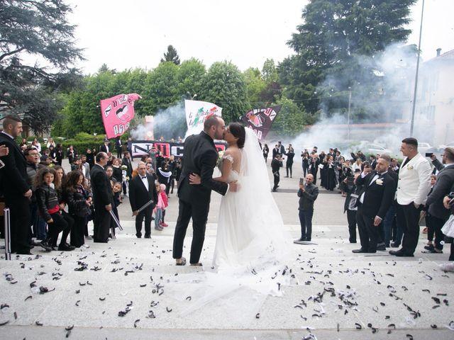 Il matrimonio di Andrea e Veronica a Verano Brianza, Monza e Brianza 20