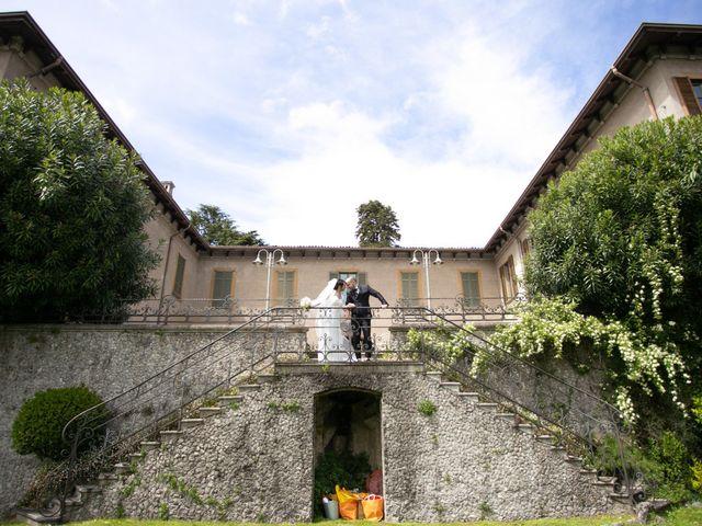 Il matrimonio di Andrea e Veronica a Verano Brianza, Monza e Brianza 26