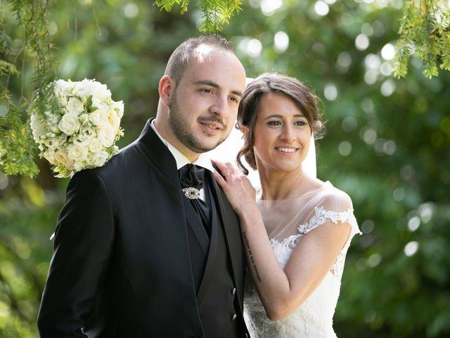 Il matrimonio di Andrea e Veronica a Verano Brianza, Monza e Brianza 1