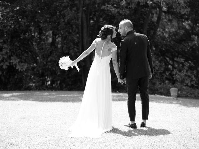 Il matrimonio di Andrea e Veronica a Verano Brianza, Monza e Brianza 28