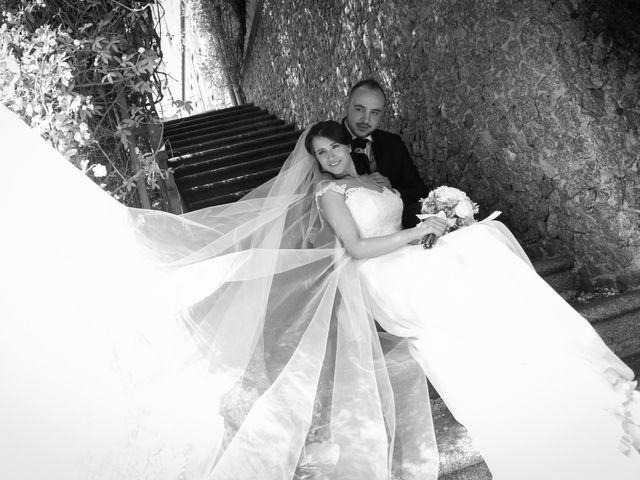 Il matrimonio di Andrea e Veronica a Verano Brianza, Monza e Brianza 33