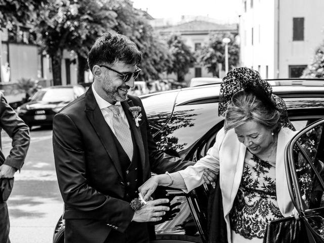 Il matrimonio di Miguel e Stella a Montecatini-Terme, Pistoia 18