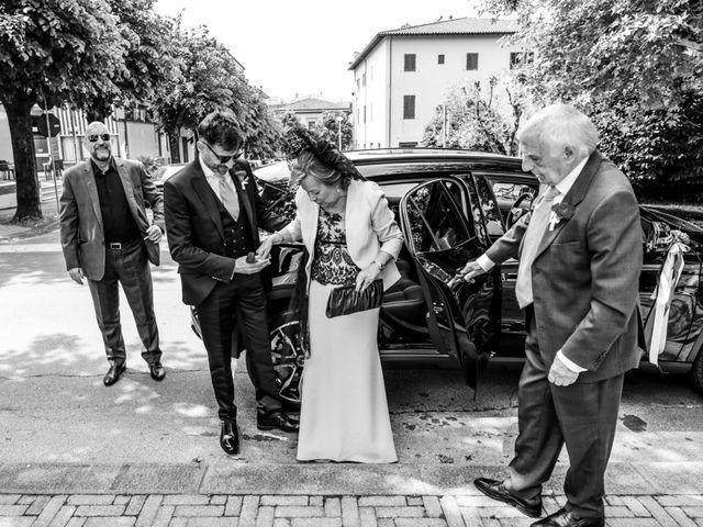 Il matrimonio di Miguel e Stella a Montecatini-Terme, Pistoia 19