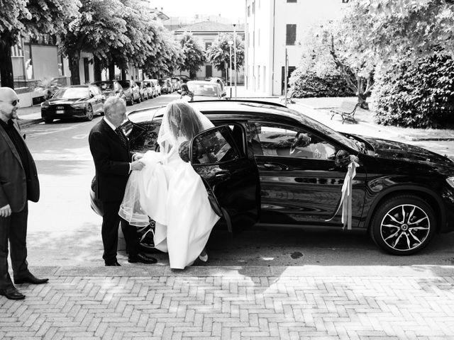 Il matrimonio di Miguel e Stella a Montecatini-Terme, Pistoia 28