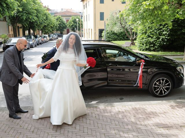 Il matrimonio di Miguel e Stella a Montecatini-Terme, Pistoia 29