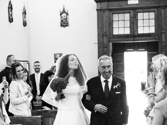 Il matrimonio di Miguel e Stella a Montecatini-Terme, Pistoia 34