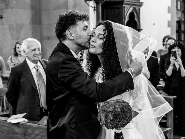 Il matrimonio di Miguel e Stella a Montecatini-Terme, Pistoia 43