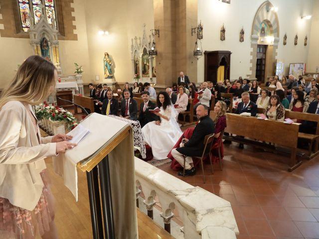Il matrimonio di Miguel e Stella a Montecatini-Terme, Pistoia 46