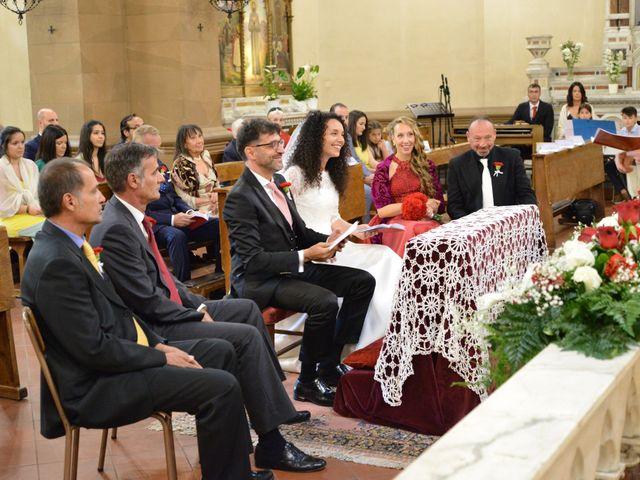 Il matrimonio di Miguel e Stella a Montecatini-Terme, Pistoia 48