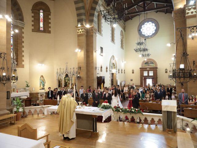 Il matrimonio di Miguel e Stella a Montecatini-Terme, Pistoia 57