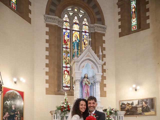 Il matrimonio di Miguel e Stella a Montecatini-Terme, Pistoia 73