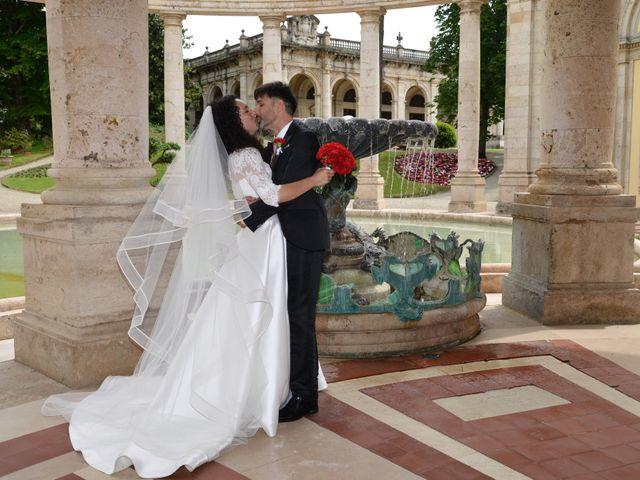 Il matrimonio di Miguel e Stella a Montecatini-Terme, Pistoia 82